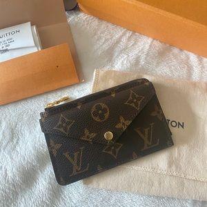 LOUIS VUITTON CARD HOLDER RECTO VERSO M69431